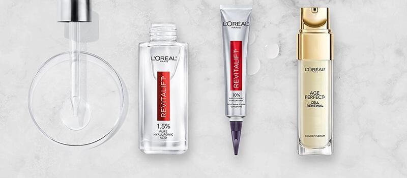 Bật mí quy trình chăm sóc da đúng cách với serum dưỡng da mặt