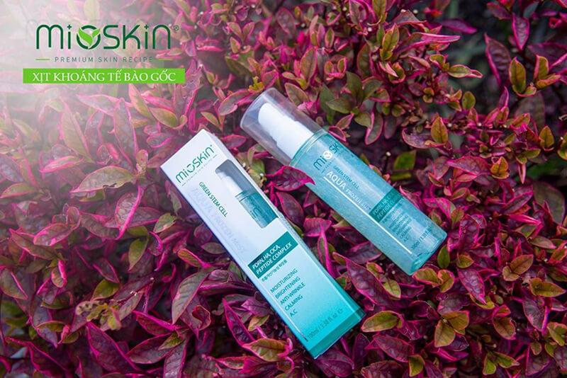 Mio Skin là sản phẩm chăm sóc da không thể thiếu của mọi cô gái