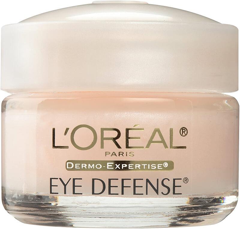 Sản phẩm kem dưỡng mắt L'Oréal Paris Eye Defense thích hợp cho những bạn ở độ tuổi 20
