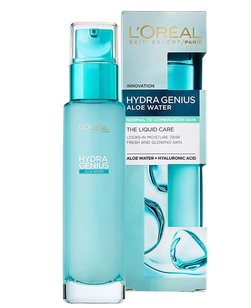 L'Oréal Paris Hydra Genius giúp làn da của bạn trông rạng rỡ hơn