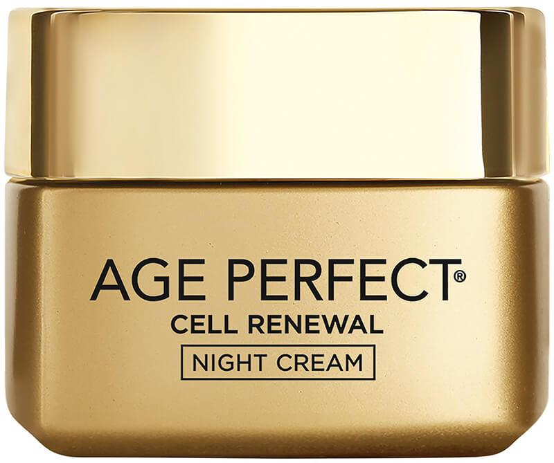 L'Oréal Paris Age Perfect Cell Renewal Night Cream nuôi dưỡng làn da từ bên trong