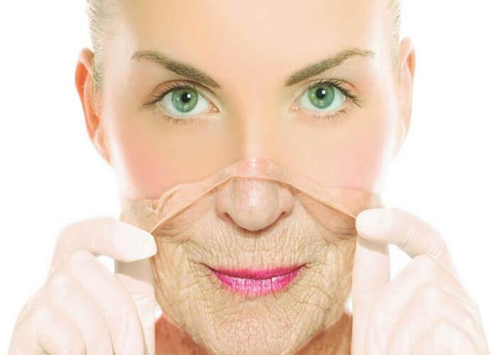 Quy trình chăm sóc da lão hóa cực đơn giản và hiệu quả